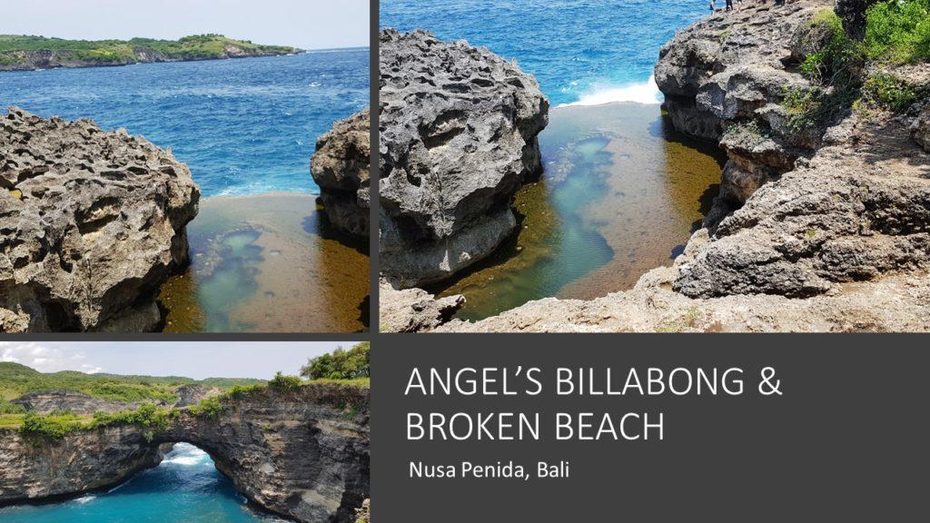 ANGELS BILLABONG BROKEN BEACH