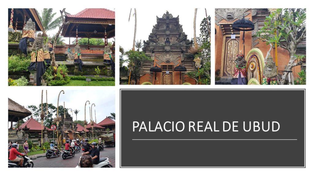 PALACIO REAL DE UBUD, BALI
